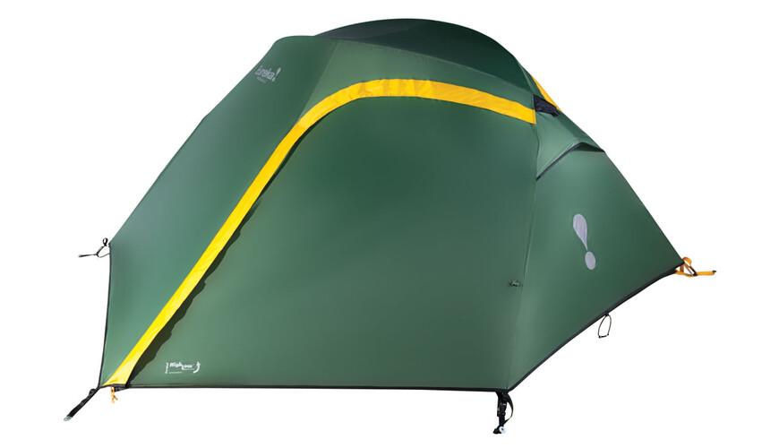 Eureka! Wabakimi 2 Tent cactus green/rust